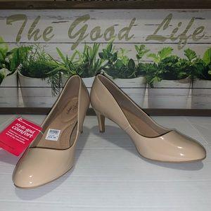 Dexflex comfort plus roundtoe heels 11w
